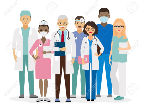 Covid-19 Healthcare Workers